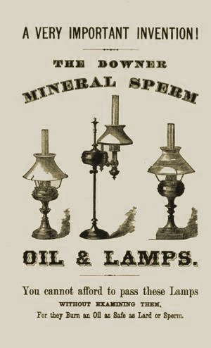 These Lamps Used A Flat Wick In A Cup With A Bellied Chimney. Kerosene Was  Considerably Cheaper Than Whale Oil, And Many Argand Lamps Were Refitted To  Burn ...