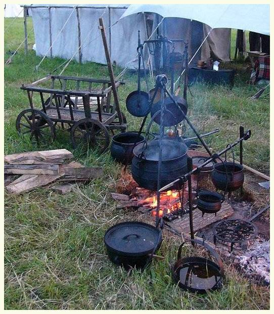Cast Iron Cooking 4
