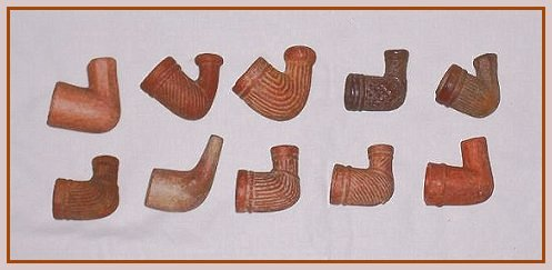 Traders World Ohio >> Clay Pipe Collection